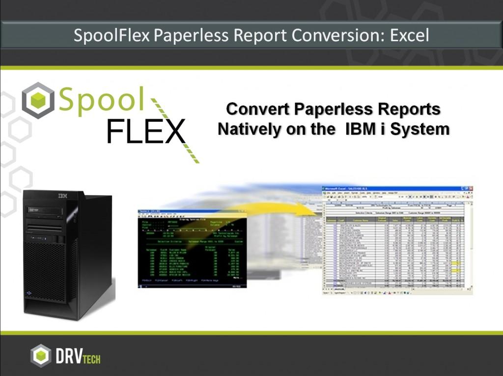 AS400 Excel 2 minute video