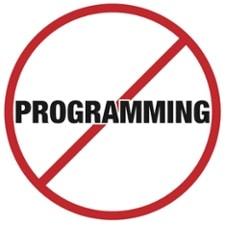 No_Programming