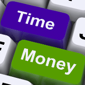 Time Money computer