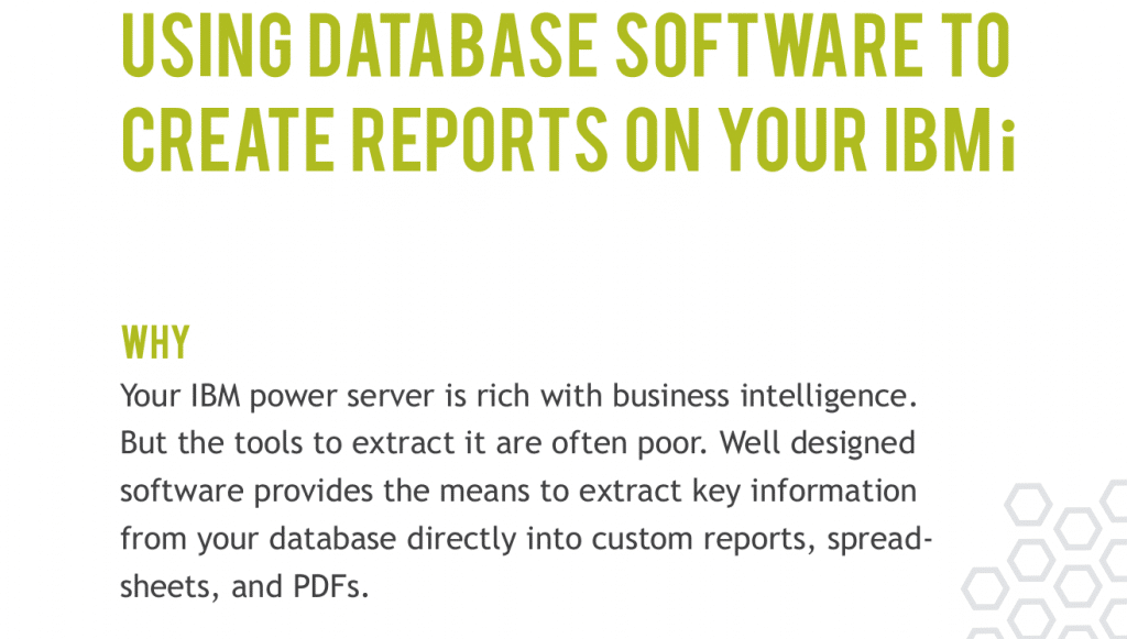Using_DB_SW_to_create_reports